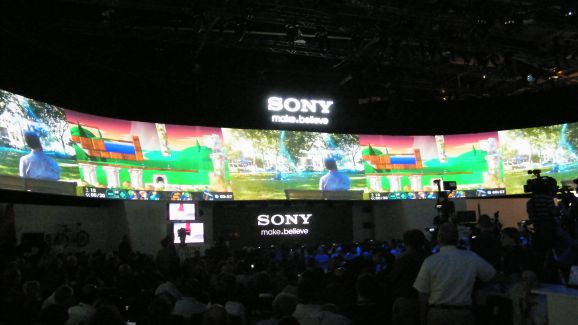 Sony Unveils 4K-Heavy Presentation at CES 2014