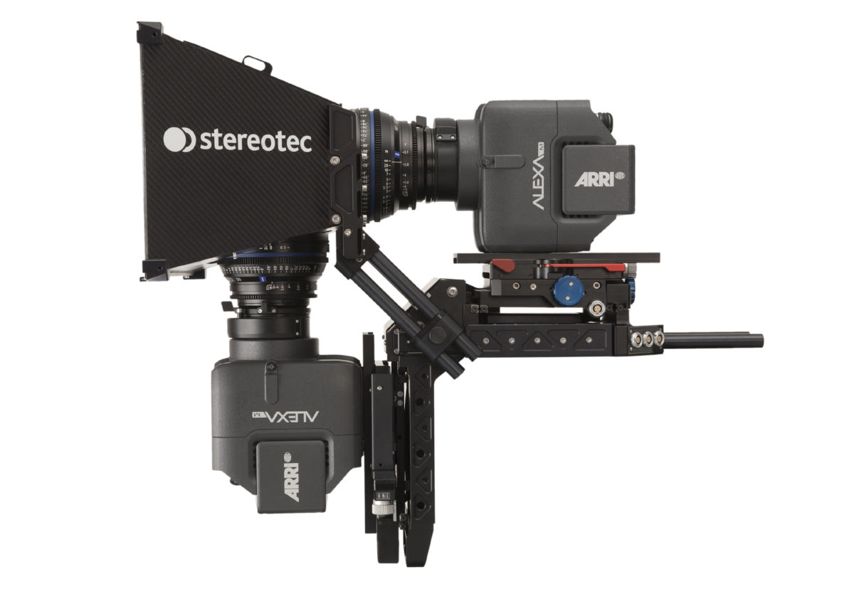 STEREOTEC Light Weight Rig