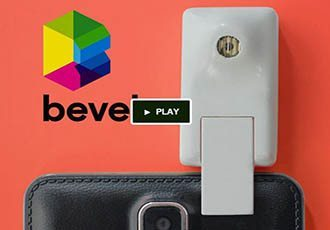 Bevel - $49 turns your smartphone into a 3D Camera-s