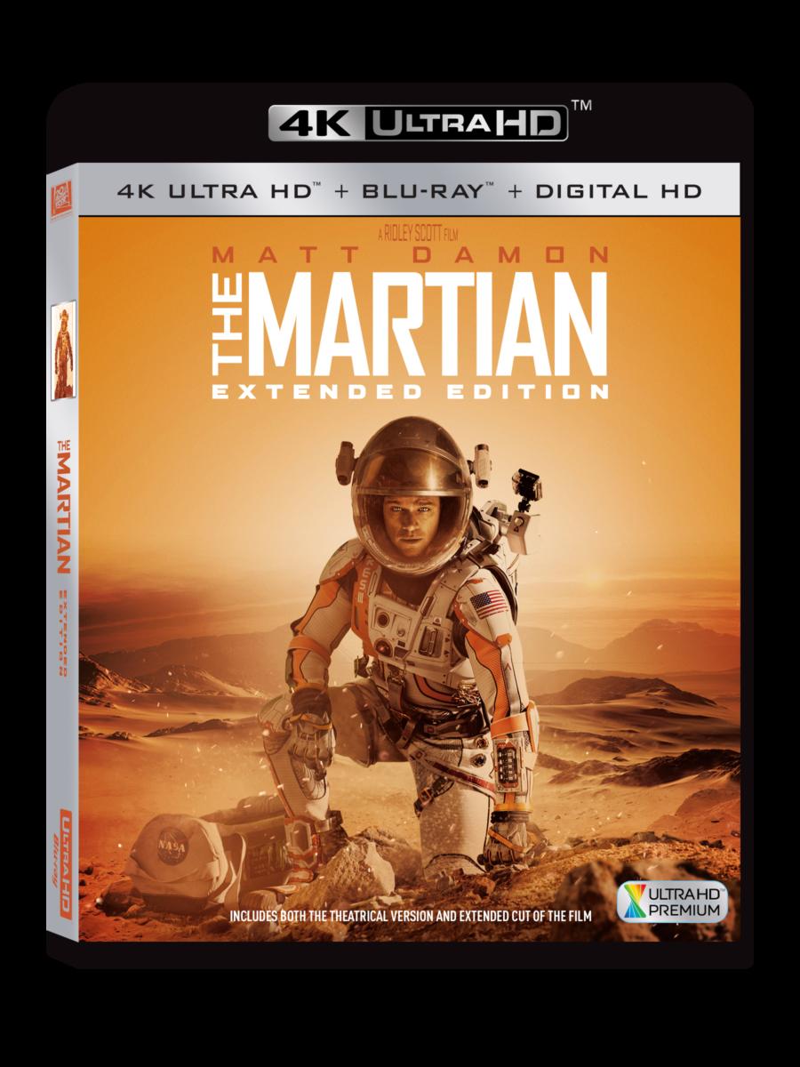 Martian Extended Edition_4K UHD_BD_June 7