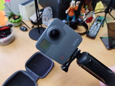GoPro Fusion Tutorials-Start Up and Quick Capture