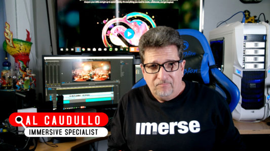 Al Caudullo Immersive Specialist