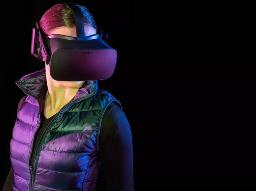Today's Immersive VR Buzz: Oculus' Next-gen Rift Headset