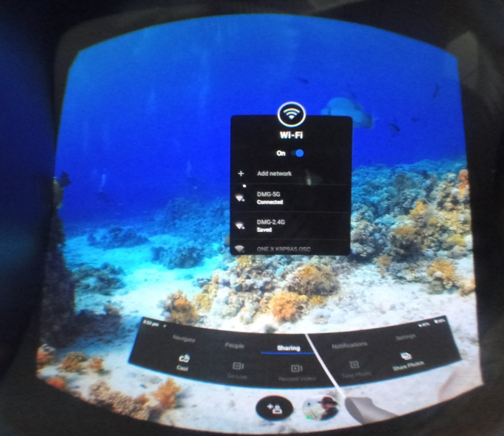 The Insta360 VR app for Oculus Go & Gear VR